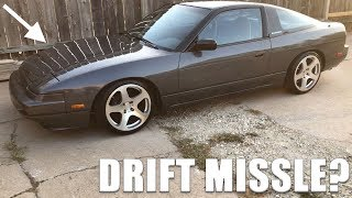 Interior Exterior Clean Up Mods on Nicole's 240sx - Music Videos