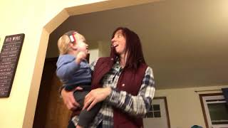 Baby Shark- Nate The Great and Mama Bear