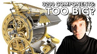 Is Fusion 360 Unable to Handle Large Assemblies? - Marble Machine X #31