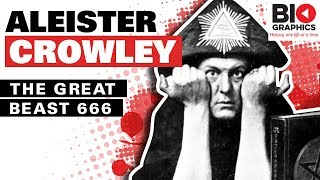 Aleister Crowley - The Great Beast 666