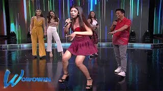 Wowowin: 'Sexy Hipon' Herlene's song and dance craze, malapit na! (with English subtitles)