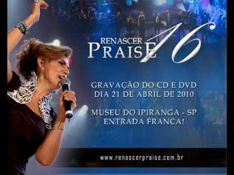 Barbara Amorim - Convite para a gravação do Renascer Praise 16