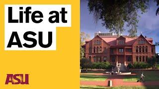 What's the vibe like at Arizona State University?