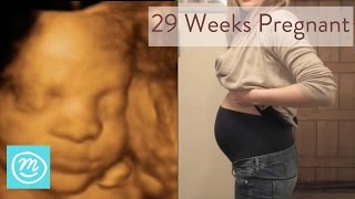 29 Weeks Pregnant: What To Expect  - Channel Mum
