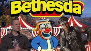 The Bethesda Circus: Fallout 76 to The Outer Worlds of Starfield