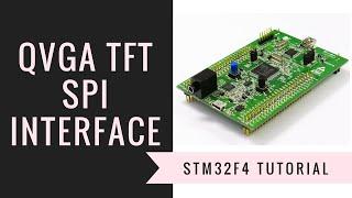 STM32F4 ST7735 TFT SPI LCD HAL EXAMPLE - ElectroHobby