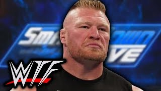 WWE SmackDown Live WTF Moments (17 September) | Brock Lesnar Returns With Beard