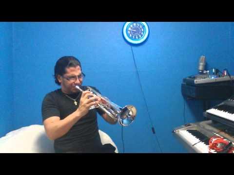 El Señor es mi Rey  con trompeta
