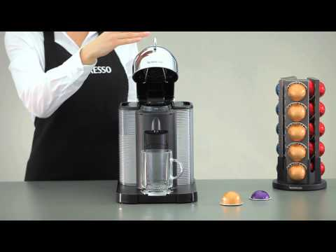 video Nespresso by De'Longhi