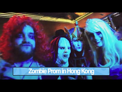 zuma Presents Zombie Prom - 31st October 2015