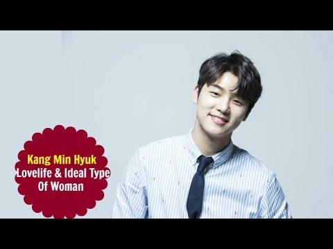 Kang Min Hyuk (CNBlue) - Love Life & Ideal Type Of Woman