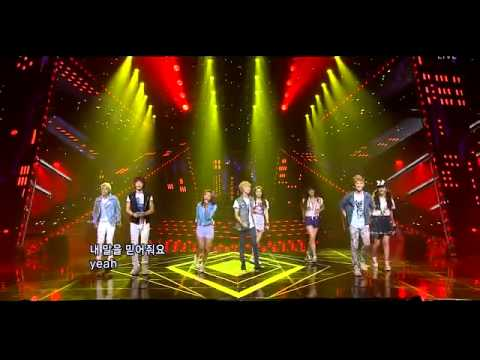 SHINee ft f(x) -  (Special Stage)  Hello