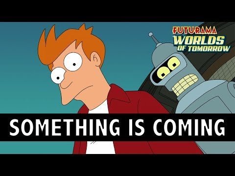 Futurama: Worlds Of Tomorrow Launches Today On The App Store And Google Play