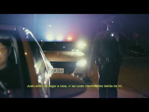 Face it. Impaired Driving Affects Lives 2018 Spanish