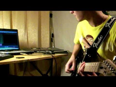 Linkin Park - Part of me (cover)