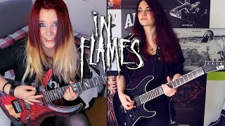 In Flames - The Quiet Place (Dual Guitar Cover by Jassy J & BulletVain)