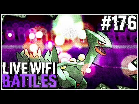Pokemon X and Y Wifi Battle #176 VS Dylan