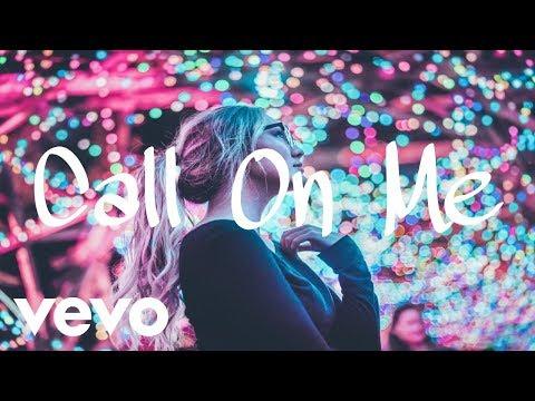 The Chainsmokers & kygo ft. Halsey - Call On Me (Lyrics / Lyric Video)