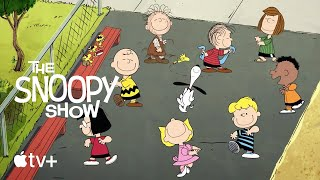 The Snoopy Show Apple TV+ Series Video HD