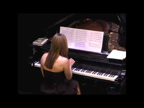 "jazz performance - original arrangement of ""I'll Be Seeing You,"" singing/ playing piano w/ jazz quartet for NYU Masters Recital, May 2012"