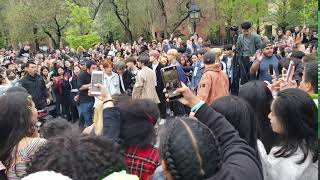 NCT 127 Joins in GoToe KPOP RANDOM PLAY DANCE in NYC (Washington Square Arch) - 1