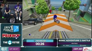 Sonic Adventure 2: Battle by Talon2461 in 0:39:10 - SGDQ2016 - Part 86 [1080p]