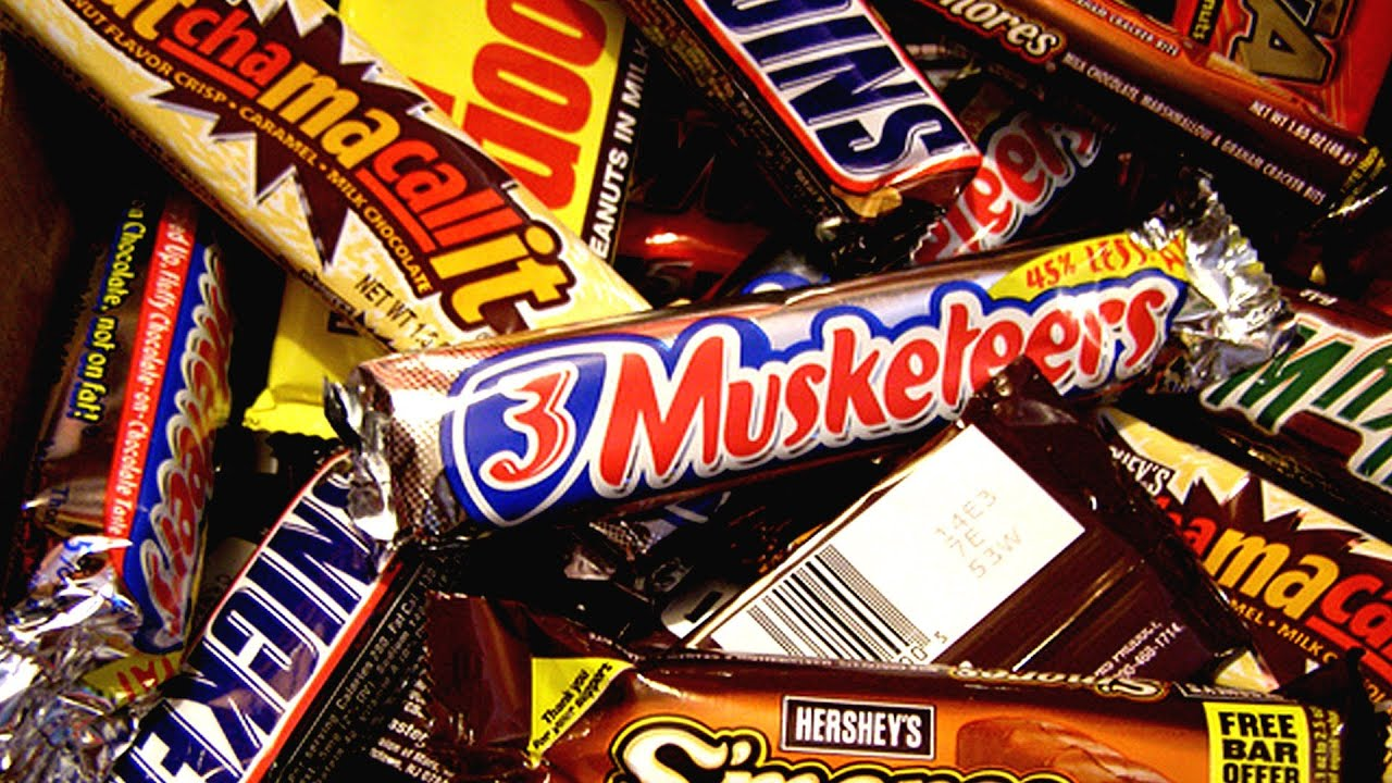 Best Candy Bar Ever - YouTube