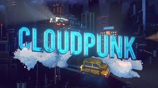 Cloudpunk - Bejelentés Trailer