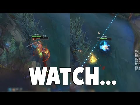Rush 3000IQ Play - Watch Rush Prediction Ruin Yasuo's Day... | Funny LoL Series #482