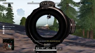 Ring of Elysium-Road to Top 100