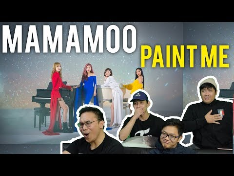 MAMAMOO art class -