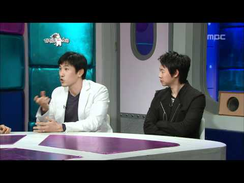 The Radio Star, Yoo Oh-sung(1) #24, 유오성, 김동욱(1) 20100407