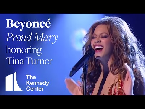 Proud Mary Tina Turner Tribute Beyonce 2005 Kennedy