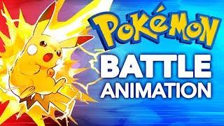 How Has Pokémon's Battle Animation Evolved?