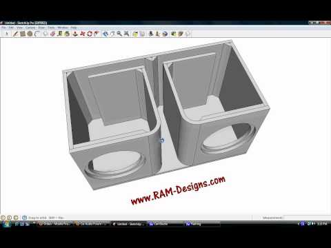 how to build a subwoofer box for deep bass