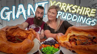 THE ULTIMATE YORKSHIRE PUDDING CHALLENGE (Lindsey's First Ever Food Challenge) | C.O.B. Ep.70