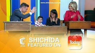 Ayaan's World Flag Challenge on Today Show