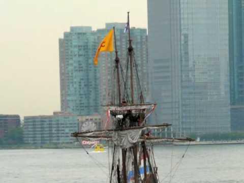 Машина Времени:  Старый корабль