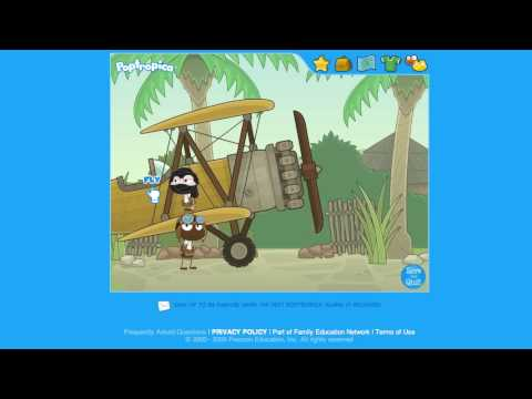 Poptropica Cheats For Nabooti Island Part 4
