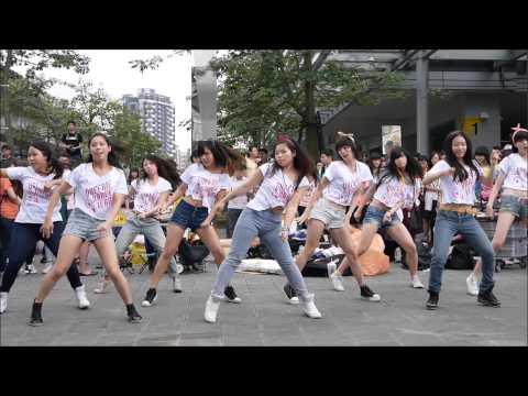 130526 少女時代SNSD舞蹈應援 Dancing Queen+I Got A Boy by《Queenie》 from Taiwan