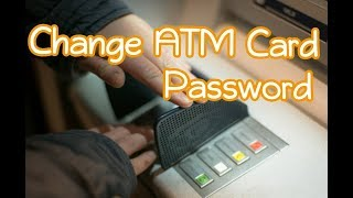 How To Change ATM Pin Code | Change New ATM Pin Code | Tips 4 You
