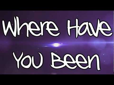Rihanna - Where Have You Been Lyrics On Screen HD