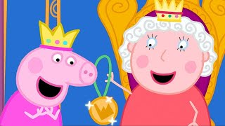 Peppa Pig English Episodes 🏅 A Medal for Being Good 🏅  Peppa Pig Christmas
