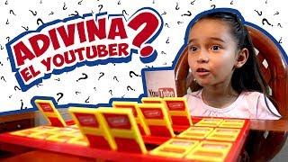 Adivina El Youtuber