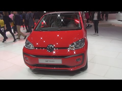 Volkswagen Up! Beats (2016) Exterior and Interior in 3D