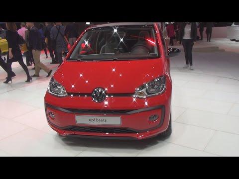 Volkswagen Up! Beats (2016) Exterior and Interior in 3D