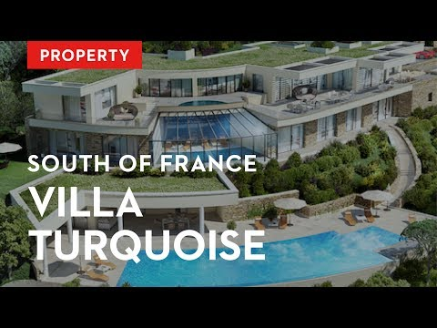 Villa Turquoise - a prestigious villa in the French Riviera