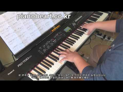 성시경(Sung Si Kyung) -거리에서( On the Street ) 피아노 연주