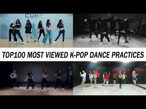 [TOP 100] MOST VIEWED K-POP DANCE PRACTICES • December 2018