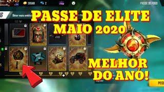 VAZOU! PASSE DE ELITE MAIO 2020 + PRE VENDA